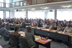 konstituierende Sitzung des Stadtparlaments
