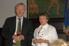 Prof. Leonhard, Veranstaltung Von-Behring-Röntgen-Stiftung