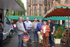 CDU Altstadt und AK Wirtschaft wg. Markt Fimanei